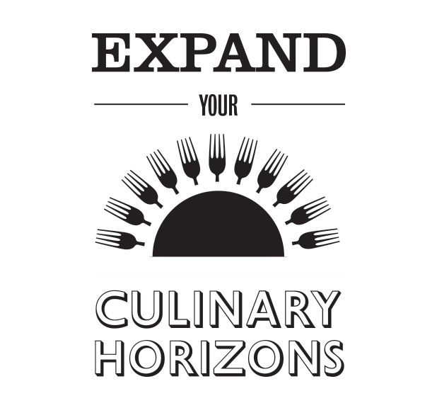 Expand your culinary horizons