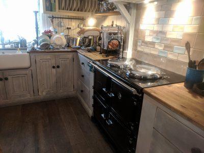 ESSE customers range cooker blacks and greys (26)