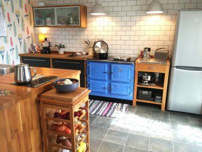 ESSE customers range cooker blues (7)