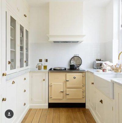 ESSE customers range cooker white and cream (22)