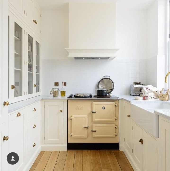 Embracing The Blue Kitchen: Colour Collection