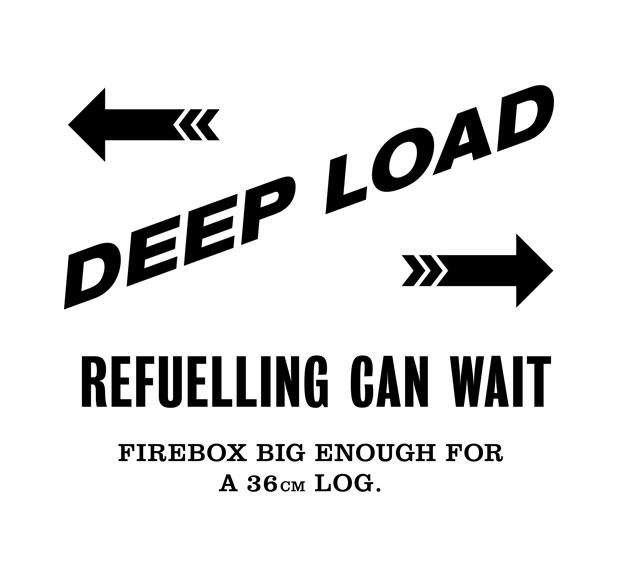 Deep load refuelling can wait