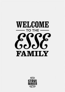 welcome to the ESSE family brochure cover
