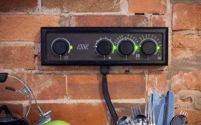 ESSE 990 hybrid control panel wall