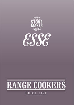 Range Cookers Price List
