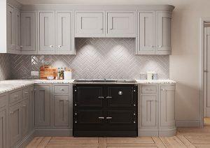matte 990 elx grey kitchen