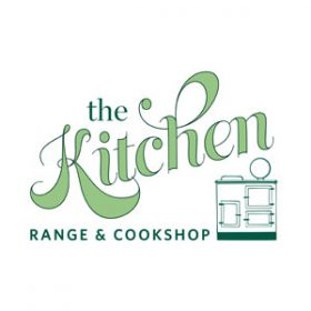 the kitchen range and cookshop logo small