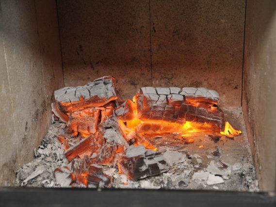 ESSE 990 Hybrid burning logs