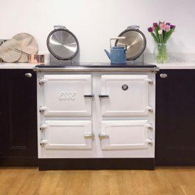 white esse range cooker