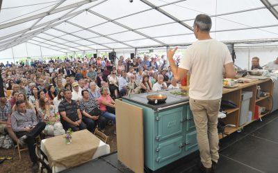 Yotam Ottolenghi ESSE 990 cookery demo