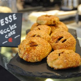 ESSE fresh baked eccles cakes