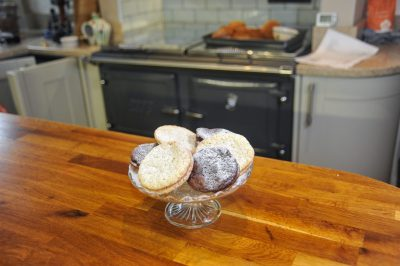 ESSE Baked Vegan Coconut Cookies