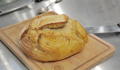 ESSE baked sourdough bread