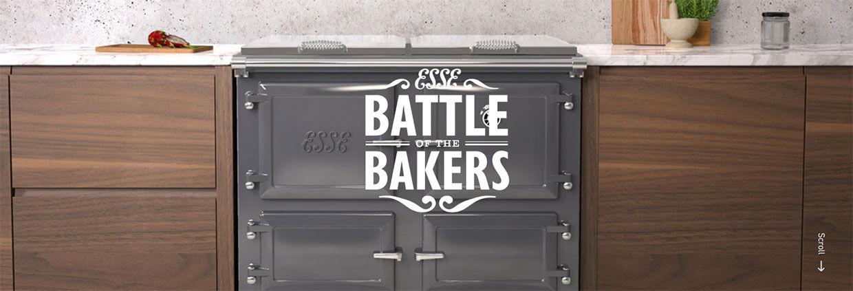 ESSE battle of the bakers header image