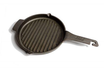 ESSE Cast Iron Griddle Pan cutout