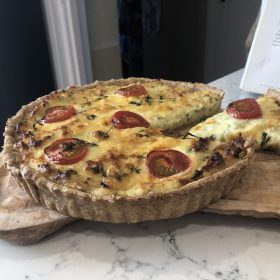 ESSE baked Humble Homity Pie